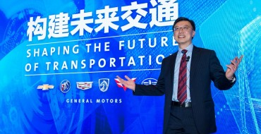 Ammann, Tsien Outline GM's Growth Strategy in China