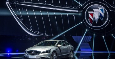 Buick Launches Next-Generation LaCrosse in China
