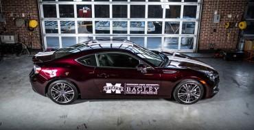 Mississippi State Students Develop 100-MPG Hybrid Subaru BRZ