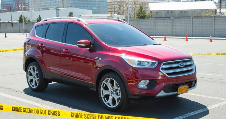 2017 Ford Escape Starring in Ads Airing During NBC's 'Blindspot,' 'The Blacklist'