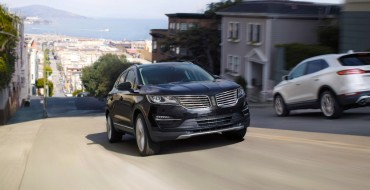 Lincoln Reveals Minor Updates for 2017 MKC