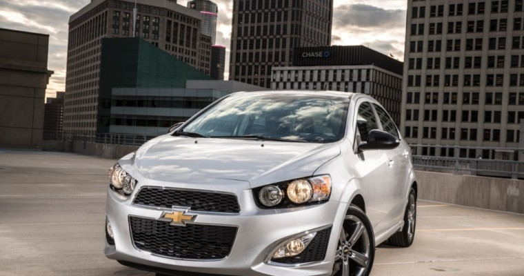Chevy Sonic Added to KBB's List of 10 Coolest Cars Under $18,000