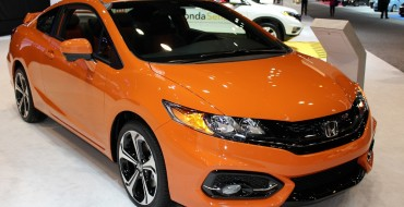 2015 Honda Civic Coupe Overview