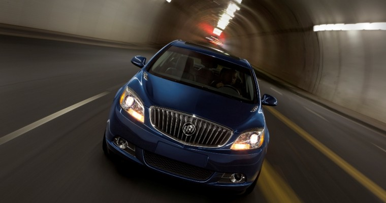 Buick Confirms It's Phasing Out the Verano
