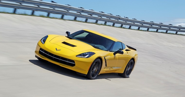 Chevy Offering Limited-Time Corvette Loyalty Rebate During May