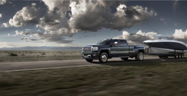 GMC Offers New Technologies for Sierra to Aid Towing and Reversing