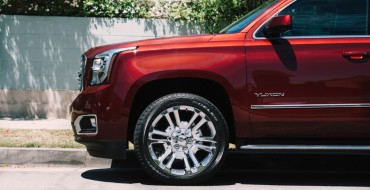 Chrome-Trimmed 2016 GMC Yukon SLT Premium Edition On Sale this Summer