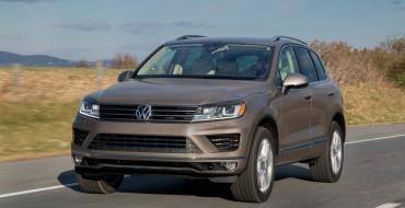 2016 Volkswagen Touareg Overview
