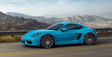 Porsche Releases Important Details About the New 718 Cayman Coupe