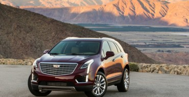 Cadillac Sales Down in May as XT5 Begins Catching Up