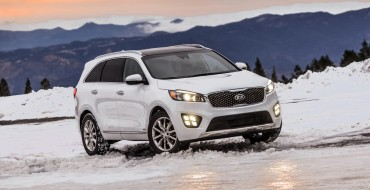 2017 Kia Sorento Offers Slew of New Packages, Safety Features