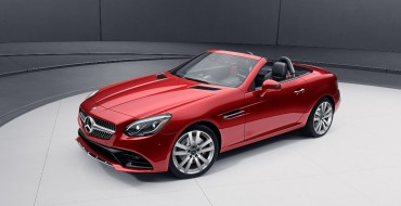 2017 Mercedes-Benz SLC Overview
