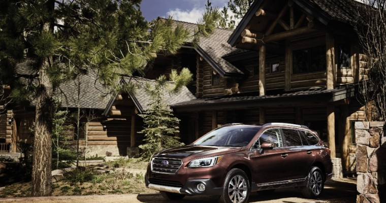 2017 Subaru Outback, Legacy Debut with New Trims