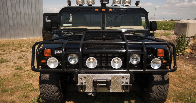 [PHOTOS] Hummer H1 Formerly Owned by 2Pac to be Auctioned Away