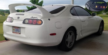 520,000-mile Toyota Supra is Still Going