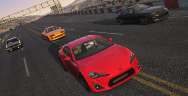 Toyota Returns to Racing Video Games