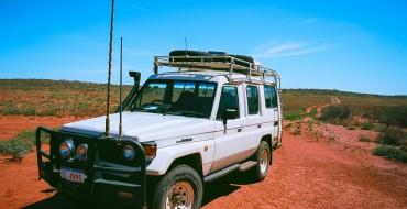Toyota Creates Land Cruiser-Based Mobile Hotspots in Australian Outback