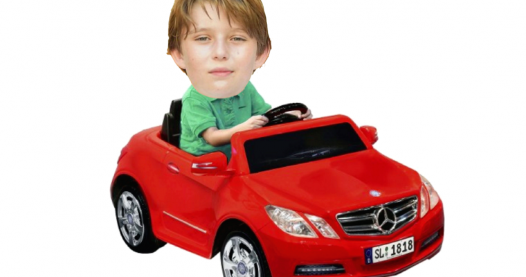 "Did You Know Donald Trump Has a 10-Year-Old Son Named ""Barron,"" and that Barron Has a Mercedes?"