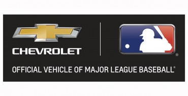 Chevrolet to Remain Official Vehicle of Major League Baseball