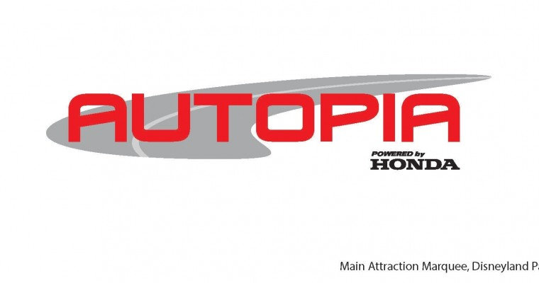 Honda New Sponsor of Classic Disneyland Resort Autopia Attraction