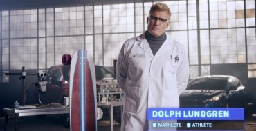 Dolph Lundgren Uses Science to Show Off Ford EcoBoost's Power