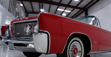 Get Don Draper's 1964 Chrysler Imperial Crown Convertible Before It's Gone