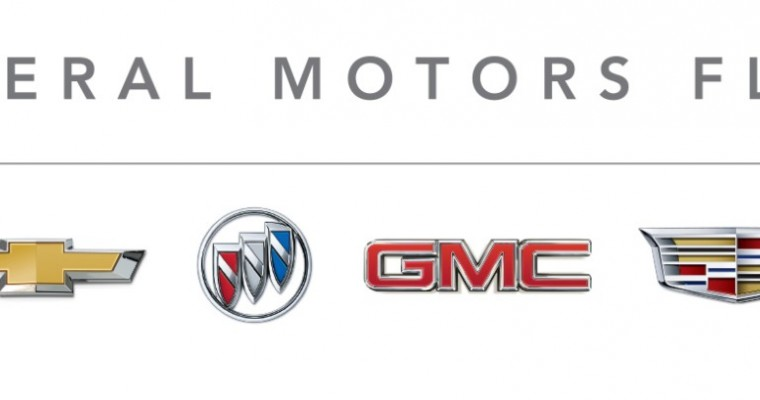 GM Wins Five Vincentric 2016 Best Fleet Value in America Awards