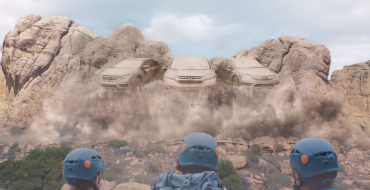 Honda Celebrates Memorial Day Sales Event by Blowing Up a Mountain
