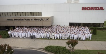 Honda Precision Parts of Georgia in Tallapoosa Celebrates 10th Anniversary