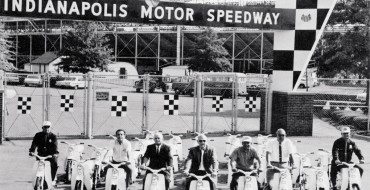 Honda Commemorates its IndyCar History Ahead of 100th Indy 500