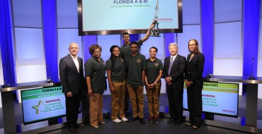 Florida A&M Wins Honda Campus All-Star Challenge National Championship