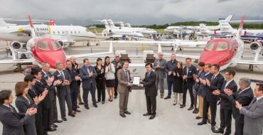 HondaJet Earns European Certification from EASA