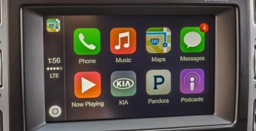 Kia Now Offers Apple CarPlay with UVO Services