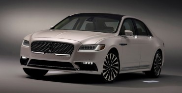 Continental, MKZ, MKX Lead Lincoln to Big November Sales Increase