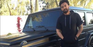 MLB Player Matt Kemp Adds Custom Wheels to his Mercedes G-Wagen