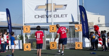 10-Year-Old Mexican Boy Oscar Chosen to Complete 2016 Chevrolet Starting XI