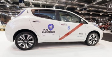 Nissan Building World's Largest EV Taxi Fleet