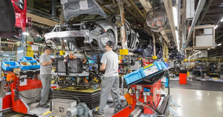 Nissan Ready to Evaluate Sunderland Plant After Hard Brexit