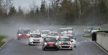 Nissan Micra Cup Kicks Off Its Season in Canada