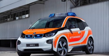 BMW Ready For Anything With New Emergency Vehicles