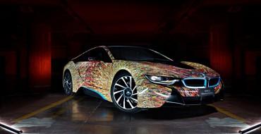BMW i8 Futurism Edition Celebrates 50 Years of BMW in Italy