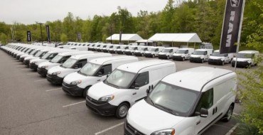 Ram Increases Deliveries of ProMaster City to Meet High Demand in NYC Metro Area