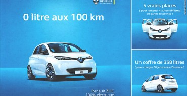 French Electric Car Makers Jump on Gas Shortage