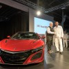 At Long Last, 2017 Acura NSX Begins Production at Ohio's Performance Manufacturing Center