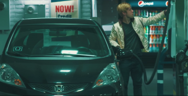 "Ryan Gosling Lookalike and Second-Gen Honda Fit Star in ""Drive 2: The Uber Years"""