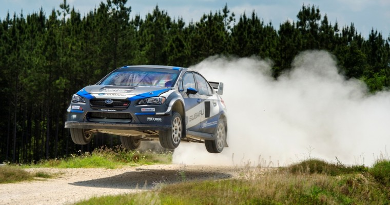 Subaru Lays Out Plans for Red Bull Global Rallycross Championship