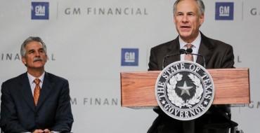GM Breaks Ground on San Antonio Financial Servicing Center