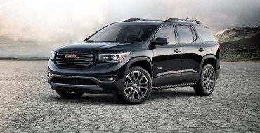 2017 GMC Acadia Overview
