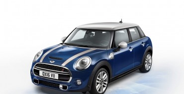 2017 Mini Seven Special Edition Coming to US Dealerships this Summer [PHOTOS]