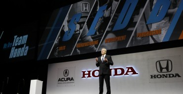 Honda Recognizes Top North American Suppliers at Indianapolis Event